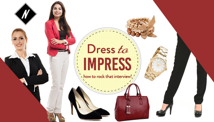 Dress to impress; how to rock that interview!