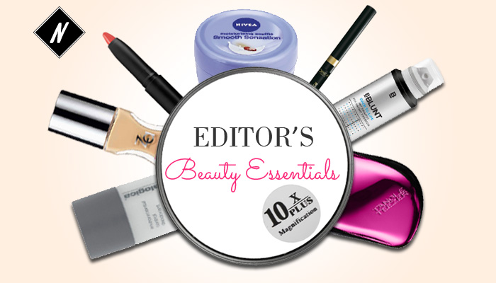Editor's Beauty Essentials