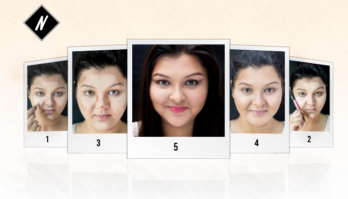 Learn to contour in five easy steps!