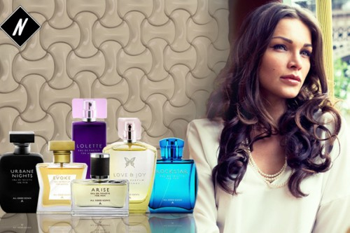 The All Good Scents perfume story