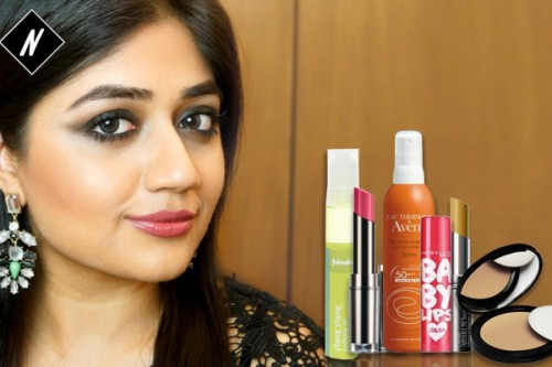 The six summer must-haves in Ankita's handbag
