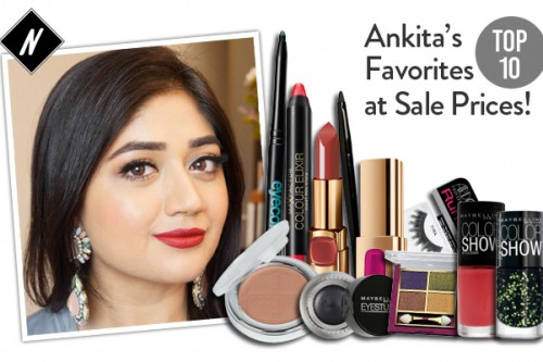 Ankita's Top Ten Favorites at Sale Prices!