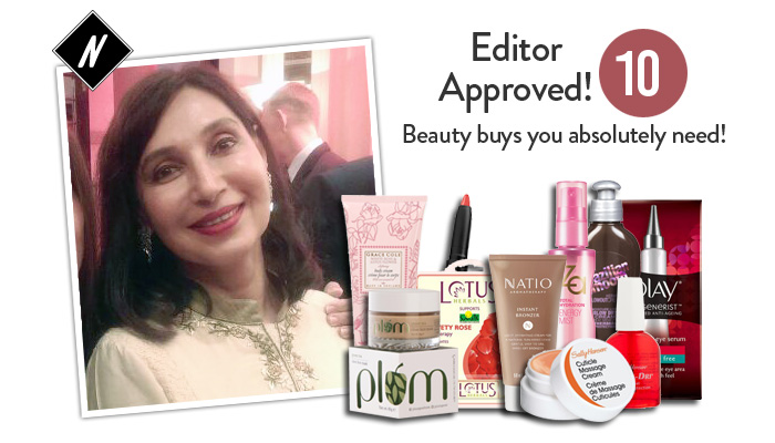 Editor Approved! 10 beauty buys you absolutely need!