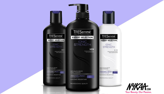 In review: The Ionic TRESemme range