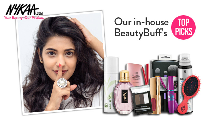 Want to know our in-house Beauty Buff's top picks?