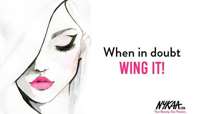 When in doubt wing it!