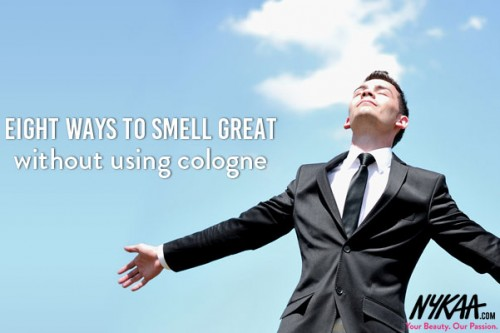 Eight ways to smell great without using cologne