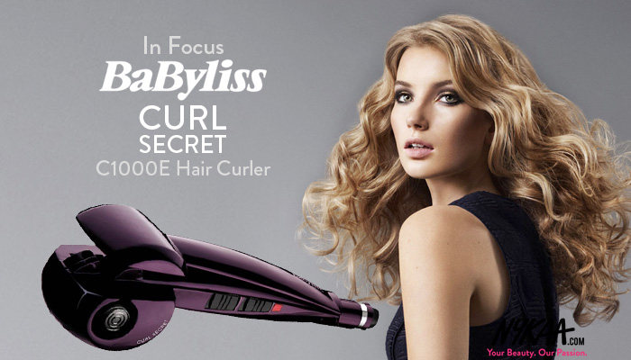 In Focus: BaByliss Curl Secret C1000E Hair Curler