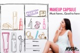 Makeup Capsule: Must haves…Good to have