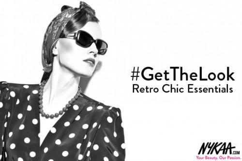 #GetTheLook: Retro Chic  Essentials