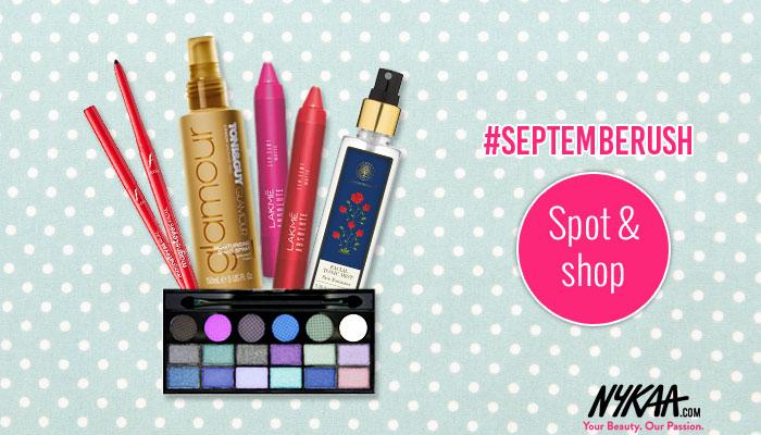 #Septemberush: Spot and shop