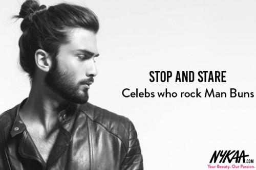 Stop and Stare: Celebs who rock Man Buns