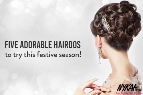 5 classic, adorable hairdos to try this FESTIVE season!