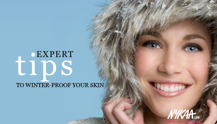 Expert tips to winter-proof your skin