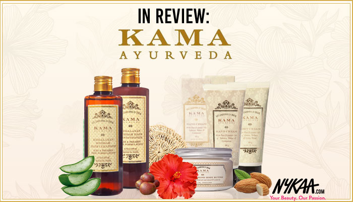 In Review: KAMA Ayurveda