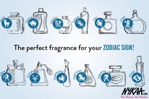 The perfect fragrance for your zodiac sign!