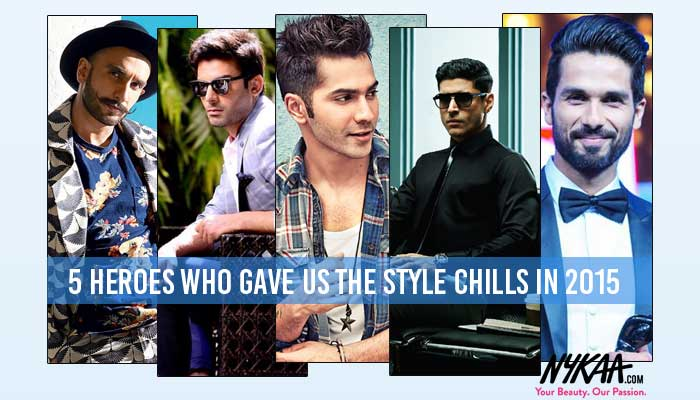 5 heroes who gave us the style chills in 2015