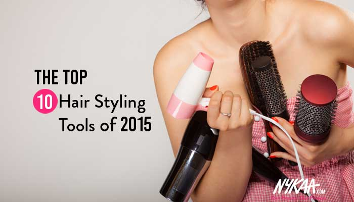 The Top Ten Hair Styling Tools of 2015