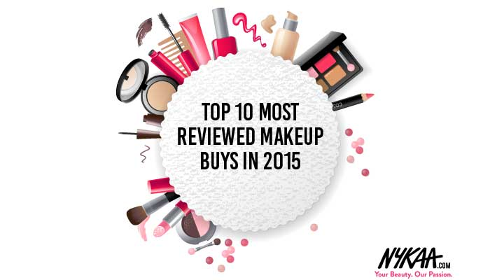 Top 10 most reviewed makeup buys in 2015