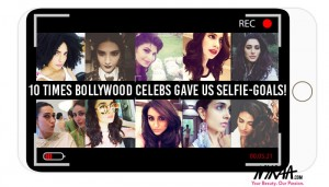 10 times Bollywood celebs gave us Selfie-Goals
