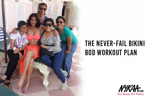 The never-fail bikini bod workout plan<br><h4>By Radhika Karle</h4>