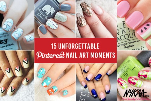 15 Unforgettable Pinterest Nail Art Moments