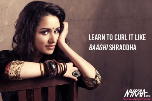 Learn to curl it like <i>Baaghi</i> Shraddha