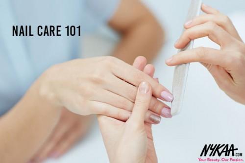 Nail care 101