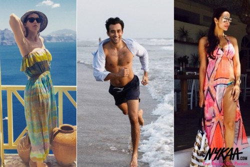 11 Celebs Who Did Summer On Point