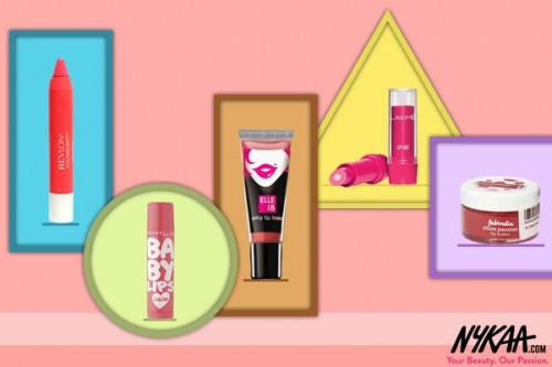 6 Tinted Lip Balms We Heart!
