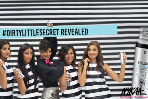 BBLUNT's #DirtyLittleSecret takes the Internet by storm!