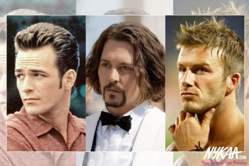 10 men's hairstyles that rocked the '90s