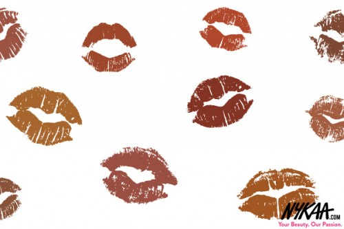 Relive the '90s love affair with brown lipstick