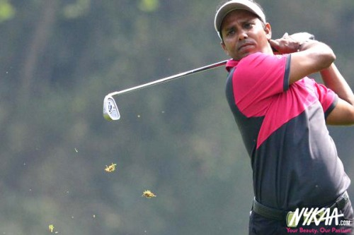 SSP Chawrasia chases his Olympic golf dream