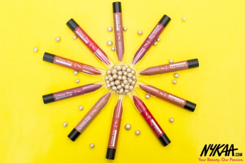 In review: Faces Ultime Pro Creme Lip Crayon