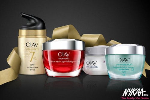 Be your #bestbeautiful with Olay