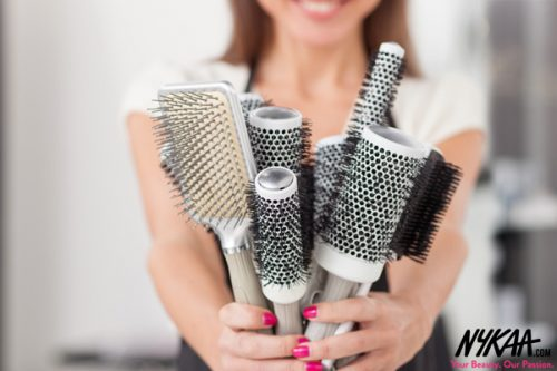 Nykaa's ultimate go-to hair brush guide