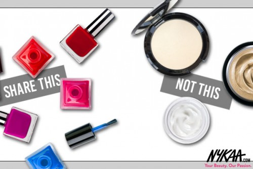 10 beauty products you shouldn't share with your bestie