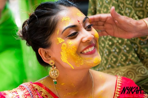 Head-to-Toe Skin Prep for Brides