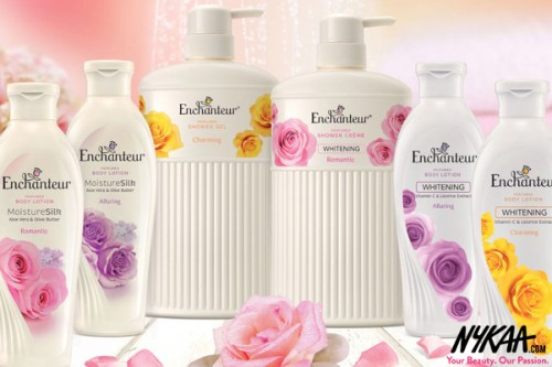 Enchanteur, Fine French Fragrances That Inspire Romance!
