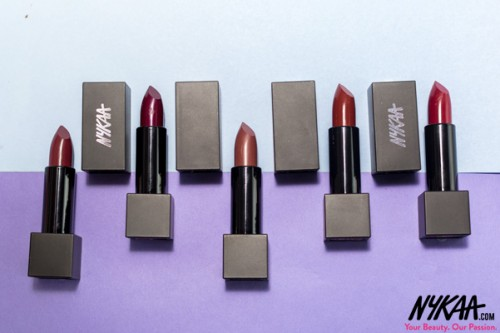 In Review: Nykaa So Matte! Fall Winter Lipstick Collection