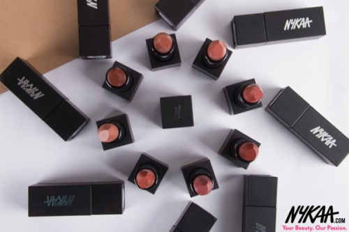 In Review: Nykaa So Matte Nude Lipstick Collection