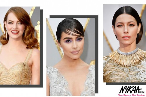 6 Stunning, Traffic-Stopping Beauty Looks From The Oscars, '17!