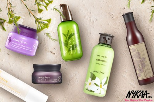 8 Innisfree cult favourites on every Beauty editor's wish-list