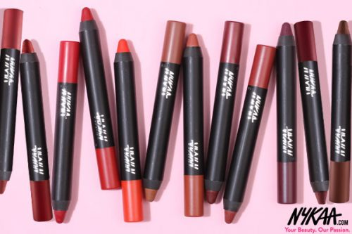 All That Matte: Delectable MATTE-ilicious Lip Crayons