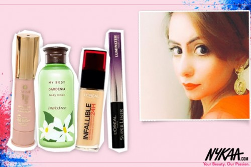 Beauty enthusiast Nikita's top picks this Holi