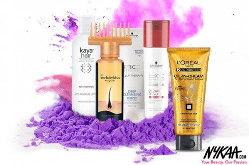 Holi hair care guide: Detox all the way