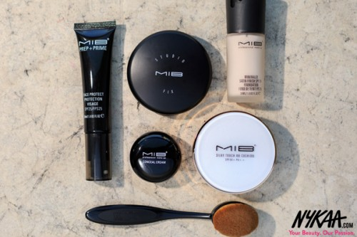 In Focus: Professional makeup brand MIB USA
