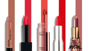 Plush Lip Love: 5 Lipsticks Elton Adores