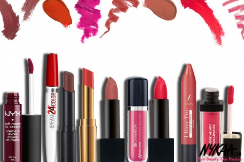 Trendy Lipsticks to Keep Your Game-Face On!